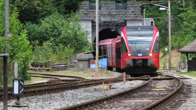 Teuere Sanierung am Weissensteintunnel nötig