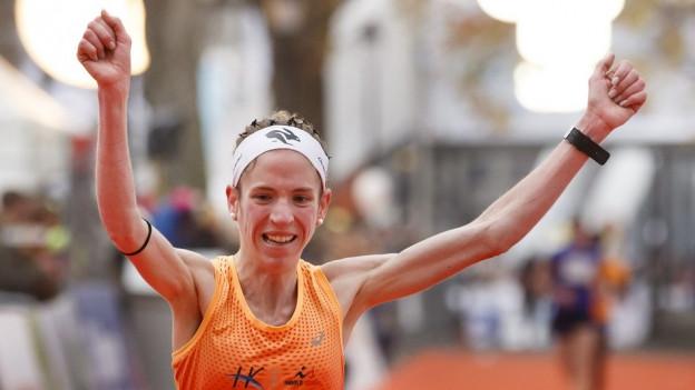 Martina Strähl beste Schweizerin beim EM-Halbmarathon