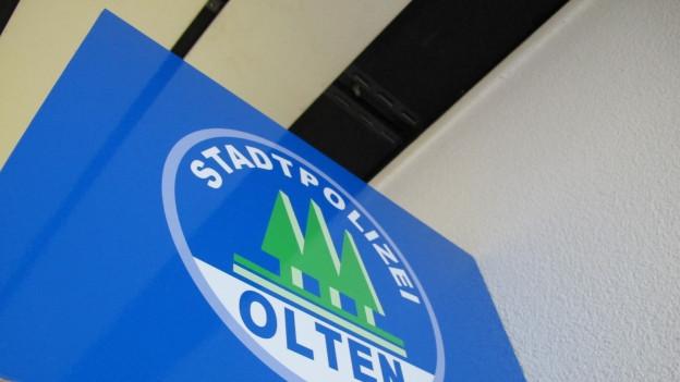 Das Zeichen ist in Olten verschwunden, die Aufgaben der Stadtpolizei hat die Kantonspolizei übernommen.