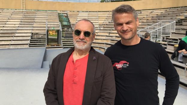 Oper Schenkenberg tauscht kurzfristig Regisseur aus