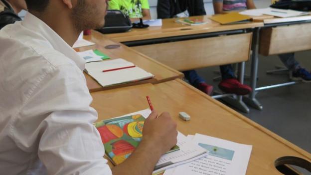 Neues Beschäftigungsprojekt für junge Flüchtlinge im Aargau