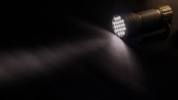 Glücklich, wer am Samstagabend in Kölliken eine Taschenlampe zur Hand hatte.