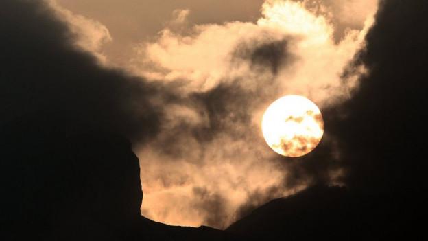 Im Jahr 1816 verursachte ein Vulkanausbruch im fernen Indonesien auch im Kanton Solothurn Probleme.