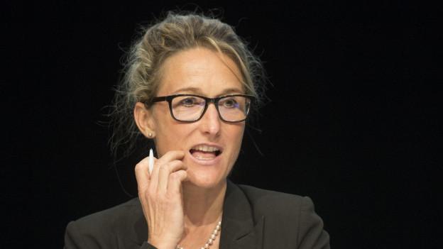 Grosse Überraschung bei den Aargauer Parteien, dass Susanne Hochuli nicht mehr antritt.