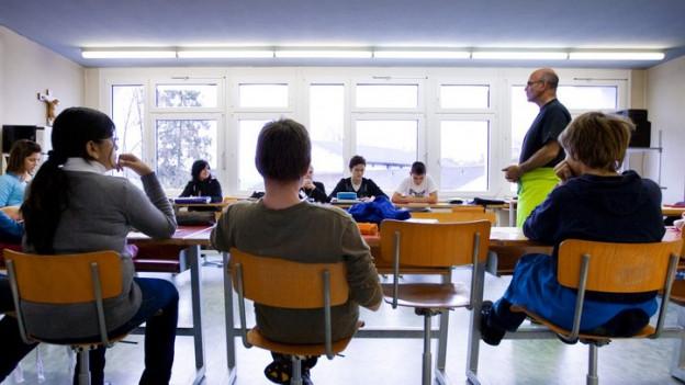 74'500 Schüler sind im Aargau am 8. August ins neue Schuljahr gestartet. Es gibt an der Volksschule einige Änderungen.