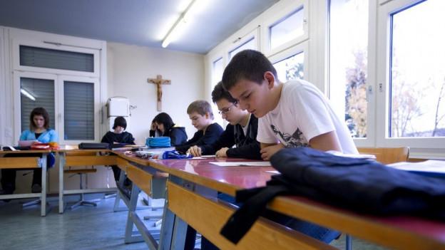 Zahlen für den Religionsunterricht an der Schule?