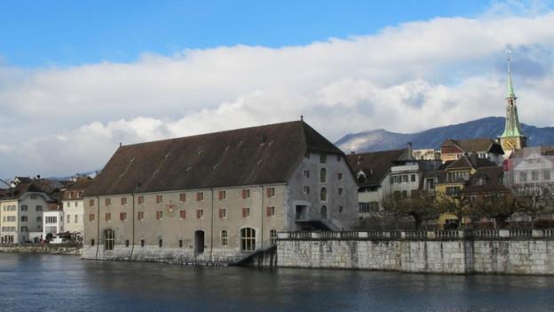 Dem Solothurner Gemeinderat wurde im Landhaus ein guter Finanzausblick präsentiert. Auf die Stadt kommen gute Jahre zu.
