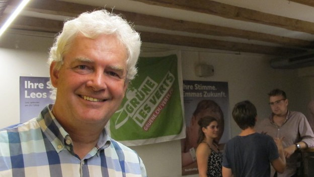 Felix Wettstein, Präsident Grüne Solothurn