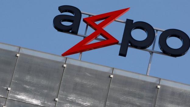 Logo der Axpo.