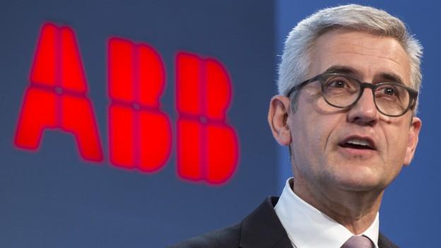 ABB-CEO Ulrich Spiesshofer