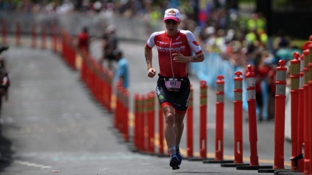 Daniel Ryf gewinnt zum zweiten Mal den Ironman Hawaii.