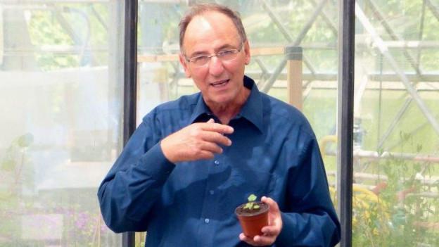 Urs Niggli ist seit 27 Jahren beim Forschungsinstitut für biologischen Landbau in Frick tätig, aktuell als Direktor.
