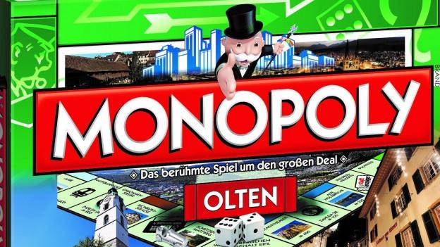 Nach Bern und Zürich hat nun auch Olten sein Monopoly