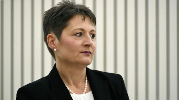Erster wichtiger Entscheid für Franziska Roth: Die FDP-Parteileitung will sie nun doch unterstützen.