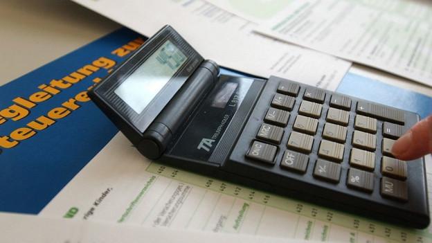 Finanzieller Abgrund oder Steuerhölle: Je nach politischem Lager fallen Berechnungen und Bewertungen ganz unterschiedlich aus.