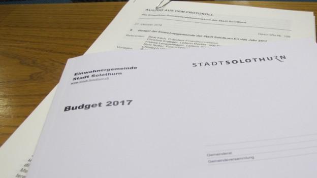Die Solothurner Finanzverwaltung rechnet für 2017 auch bei einem Tieferen Steuersatz mit einem Ertragsüberschuss.