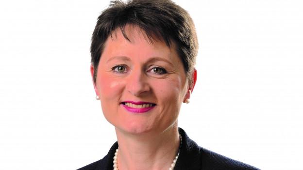 Franziska Roth (SVP) hat den Sprung in die Aargauer Regierung geschafft.