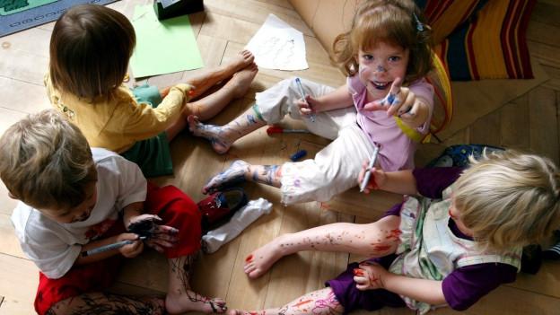 Neu sollen Betreuungsgutscheine für die Kinderbetreuung die Ungleichheiten in Zofingen beseitigen.