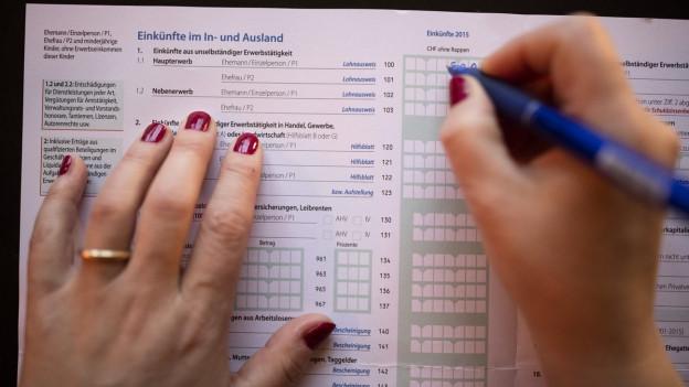 Ein Vergleich der Steuerstatistiken zeigt: Solothurner verdienen weniger als Aargauer