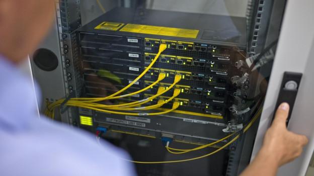 In Biberist, Menziken und Lugano sollen Rechenzentren für Patientendaten entstehen.