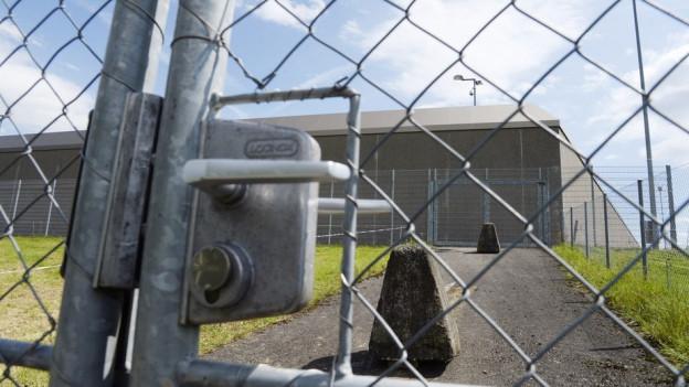 Sicherheitshaft Ja oder Nein – das entscheidet aktuell das Obergericht.