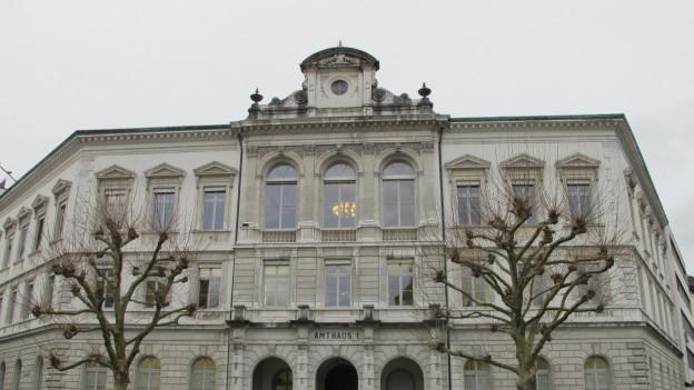 Eingang Richteramt Olten-Gösgen