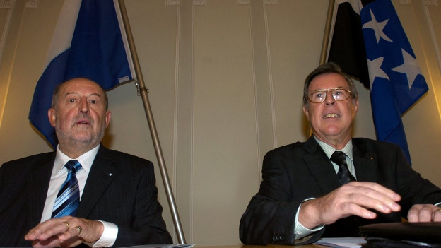 2006 unterschrieben die beiden Kantone eine Vereinbarung.