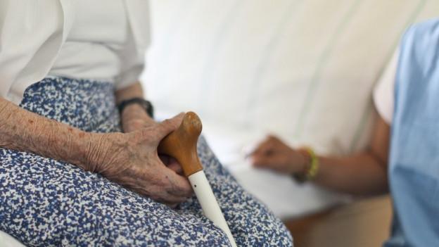 Pflegemigrantinnen: Solothurner Regierung sieht Handlungsbedarf