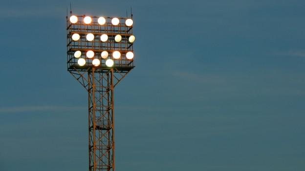 LED-Licht für Zofinges Sportplatz