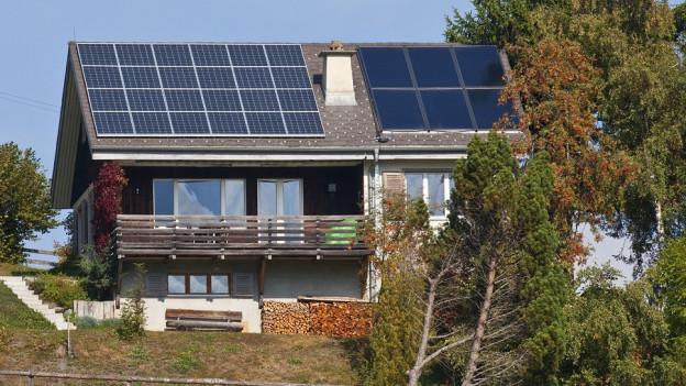 Soll für Neubauten eine Photovoltaik-Pflicht gelten?
