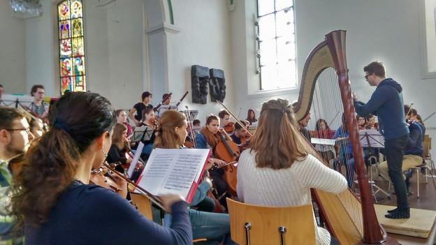 Jugend-Sinfonieorchester Aargau weckt Sehnsüchte
