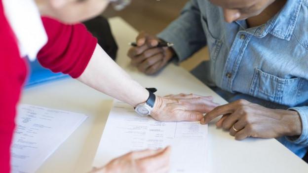 Das Interesse an freiwilliger Hilfe bei Flüchtlingsprojekten scheint im Aargau gross zu sein.