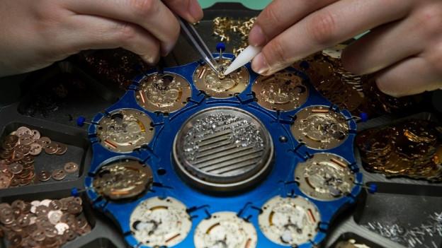 Grenchen will die Uhren-Industrie erlebbar machen und so Touristen anlocken.