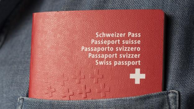 Den Pass mit Bürgerort Aeschi gibt es zum Aktionspreis.