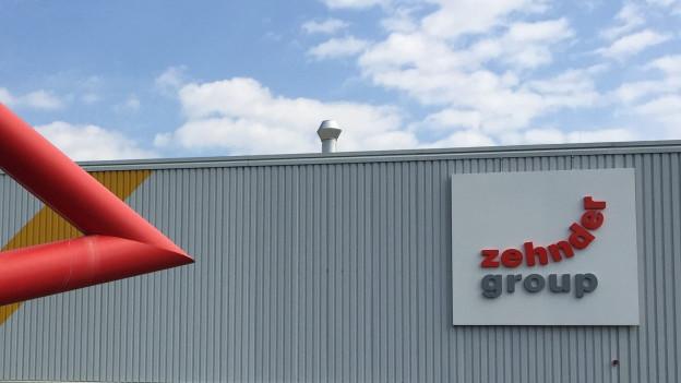Die Zehnder Gruppe baut am Standort in Gränichen keine Stellen ab.