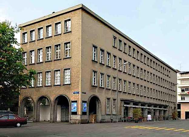 Das historische Museum Olten wird nun für die nächsten zwei Jahre umgebaut.