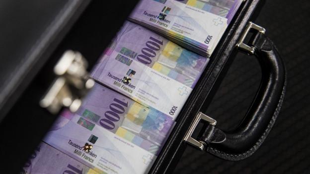 Neue Aargauer Bank mit gutem Geschäftsjahr