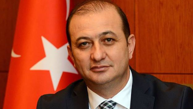 Der Politiker Hursit Yildirim
