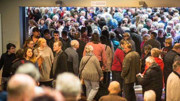 Die Solothurner Bevölkerung wächst stärker als bisher erwartet. Grund dafür ist laut einer Studie vor allem Zuwanderung.