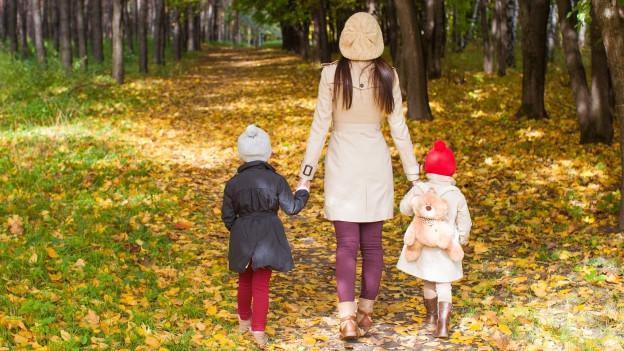 Pflegefamilien sind keine Adoptiveltern. Sie haben keine einfache, aber eine schöne Aufgabe, sagt eine Aargauer Familie.