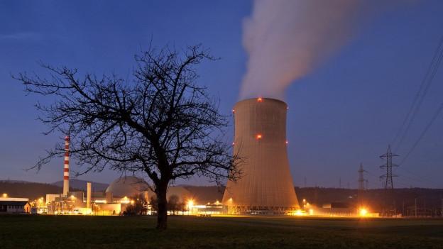 Rund fünf Millionen Franken zahlt das AKW an die Nachbargemeinden, vor allem die Standortgemeinde Däniken.