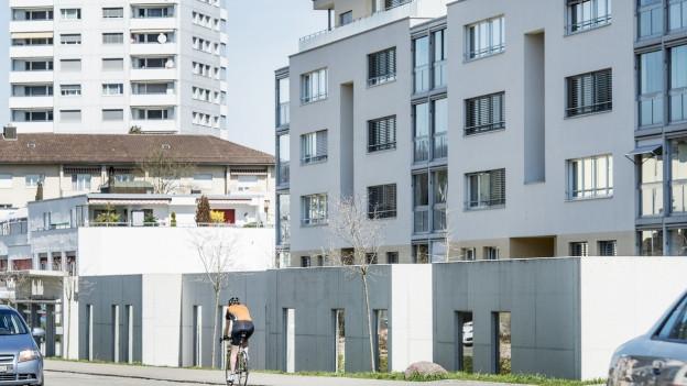 Wie soll sich Neuenhof entwickeln: Die neue Bau- und Nutzungsordnung sorgte in der Gemeinde für Diskussionen.