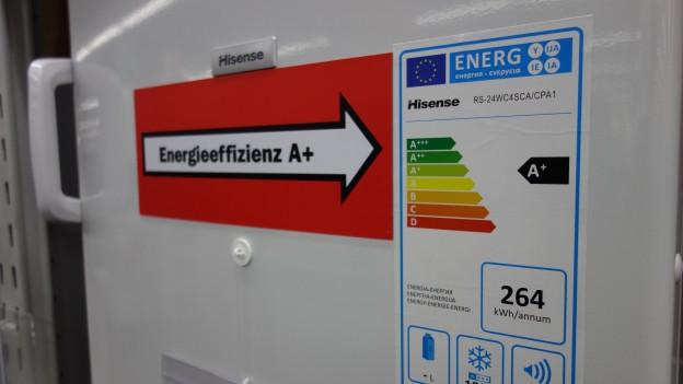 Die Stadt Baden hat ein neues Energiekonzept, das auch Massnahmen zur Steigerung der Energieeffizienz enthält.