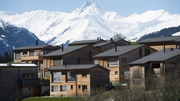 Zu viele Zweitwohnungen in vier Solothurner Dörfern. Dennoch sieht es wohl kaum bald so aus wie im bündnerischen Cumbel.