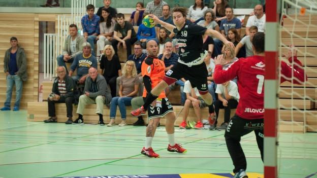 Die Handballer aus Baden haben hohe Ziele.