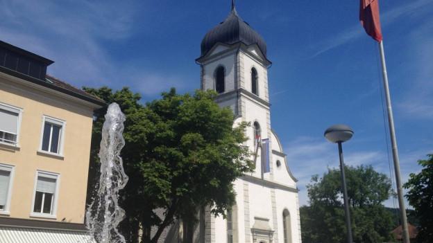 Die Kirchgemeinde Baden hat kein Geld aus dem Finanzausgleich erhalten. Sie ist eine der grösseren im Kanton Aargau.