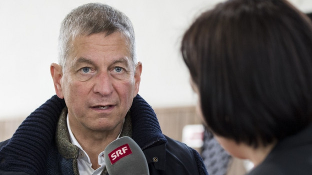 Manfred Küng im Interview mit SRF.