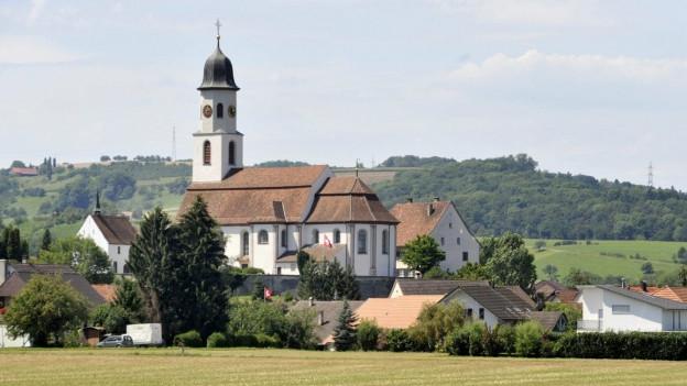 Kirche Frick.