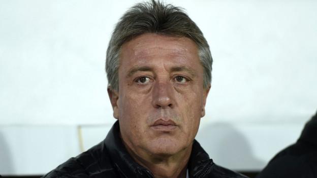 FC Aarau trennt sich von Trainer Marco Schällibaum