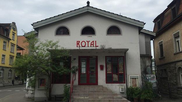 Royal von Aussen.